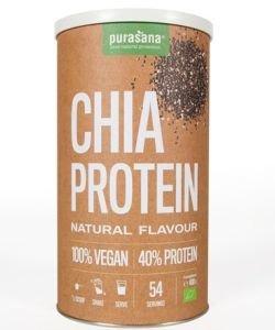 Protéines végétales de Chia BIO, 400g