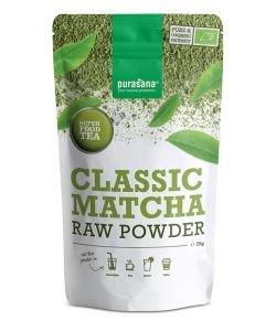 Poudre Classic Matcha - Super Food BIO, 75g