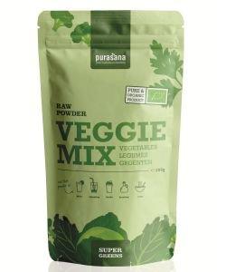 Veggie Mix - Super Greens BIO, 200g