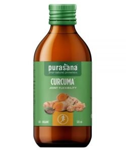 Curcuma Joints Flexibility BIO, 500 ml