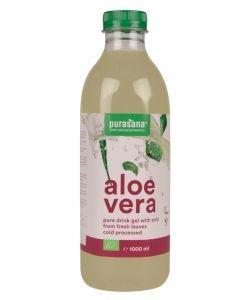 Gel d'Aloé Vera à boire