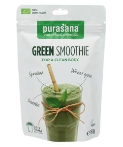 Green smoothie shake BIO, 150 g