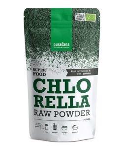 Poudre de Chlorella - Super Food