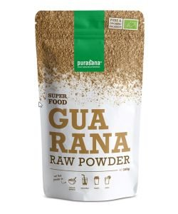 Poudre de Guarana - Super Food BIO, 100 g
