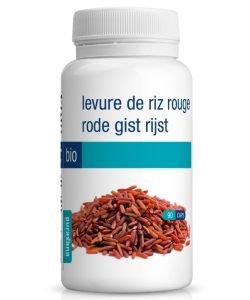 Levure de riz rouge BIO, 90gélules