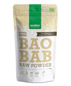 Poudre de Baobab - Super Food BIO, 200g