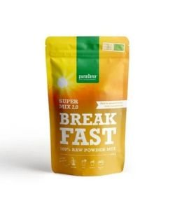 Breakfast Mix - Mix Petit-déjeuner - Super Food BIO, 250 g