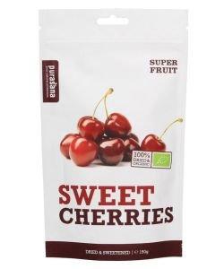 Cerises douces (Sweet cherries) - Sachet refermable BIO, 150g