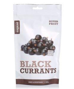 Cassis (Black currants) - Sachet refermable, 200g