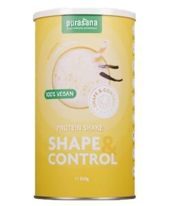 Shape & Control - shake protéiné vanille