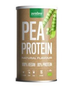 Protéines végétales de Pois BIO, 400g
