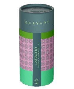 Lapacho - Tecoma adenophilla, 80capsules