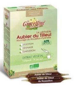 Véritable Aubier de Tilleul Sauvage du Roussillon