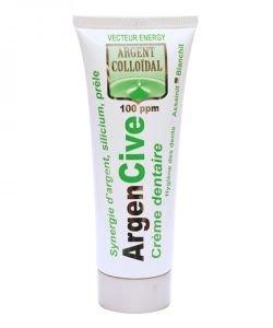 ArgenCive - Crème dentaire BIO, 75ml