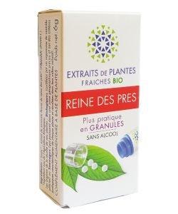 Reine des prés - Extrait de plante fraîche BIO, 130granules