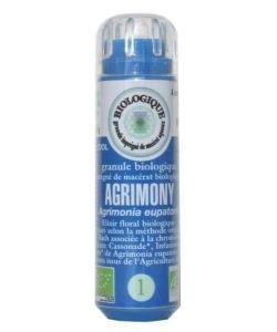 Agrimony - Aigremoine (n°1) SANS ALCOOL BIO, 130granules