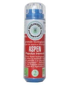 Tremble - Aspen (n°2) SANS ALCOOL BIO, 130granules