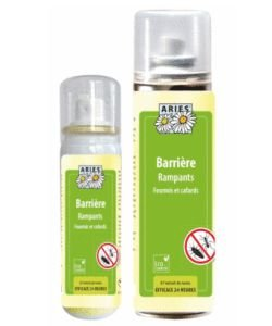 Bambule Spray Barrière rampants, 200 ml