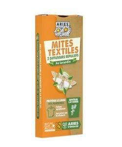 Crochet diffuseur répulsif anti-mites textiles