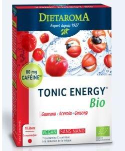Tonic Energy - DLU 07/2020 BIO, 20comprimés