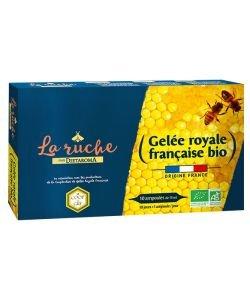 Gelée royale française BIO, 10ampoules