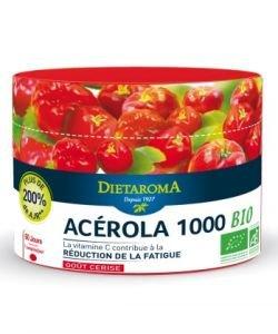 Acérola 1000 Cerise BIO BIO, 60comprimés
