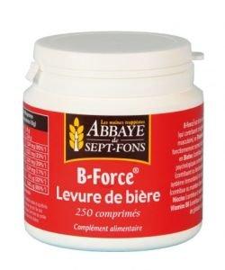 B-Force (Levure de Bière), 250comprimés