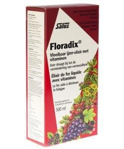 Floradix fer + plantes , 500ml