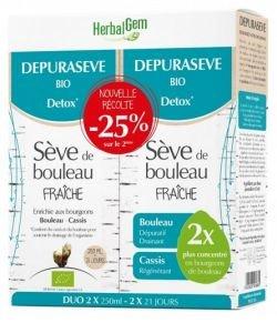 Dépurasève Duo - Nouvelle récolte 2020 BIO, 500ml