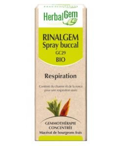 Rinalgem Spray BIO, 10 ml