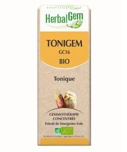 Tonigem - Tonique - sans emballage BIO, 15ml