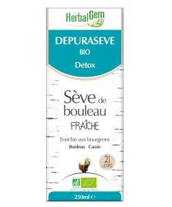 DEPURASEVE (birch sap) BIO, 250 ml