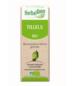 Tilleul (Tilia tomentosa) bourgeon BIO, 15 ml