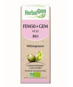 Fem50+Gem - Ménopause BIO, 15ml
