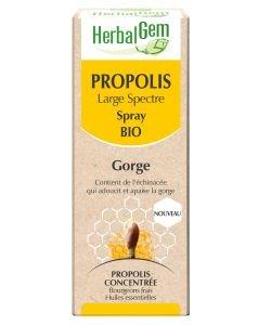 Propolis à large spectre, spray BIO, 15ml