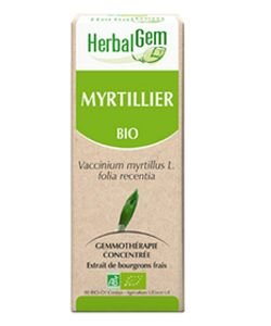 Myrtillier (Vaccinium Myrtillus) j.p. BIO, 15ml