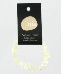 Bracelet baroque - Nacre