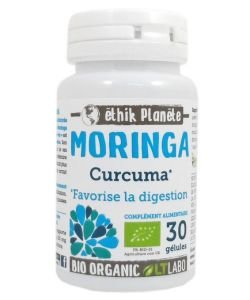 Moringa - Curcuma (Digestion)