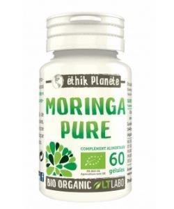 Moringa Pure-DLU 01/2020 BIO, 60gélules