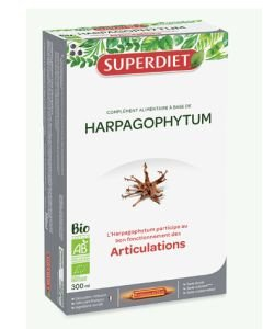 Harpagophytum BIO, 20ampoules