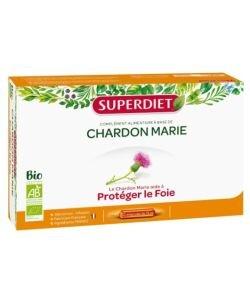 Chardon Marie BIO, 20ampoules