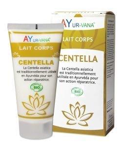Lait corps Centella
