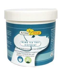 Baume MSM - Tea tree pour chiens, 250g