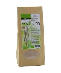 Psyllium blond - Téguments