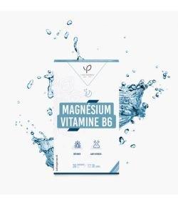 Magnesium and Vitamin B6, 30tablets