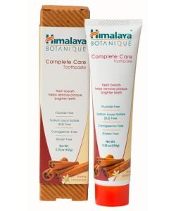 Dentifrice botanique - Complete care Cannelle