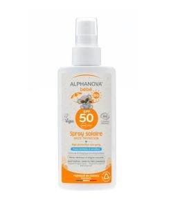 Spray solaire bébé SPF 50