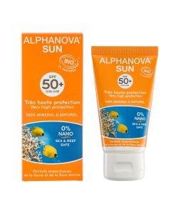 Lait solaire SPF 50+