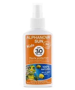 Spray solaire Kids SPF 30 BIO, 125g