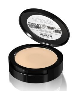 2-en-1 Compact Foundation - Ivory